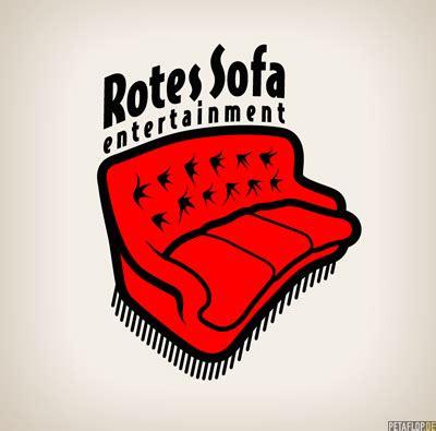 rotes sofa logo design rotes sofa petaflop de
