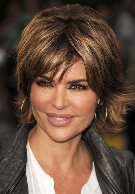 lisa rinna shaggy hairstyle shag haircuts for women over 50 lisa rinna
