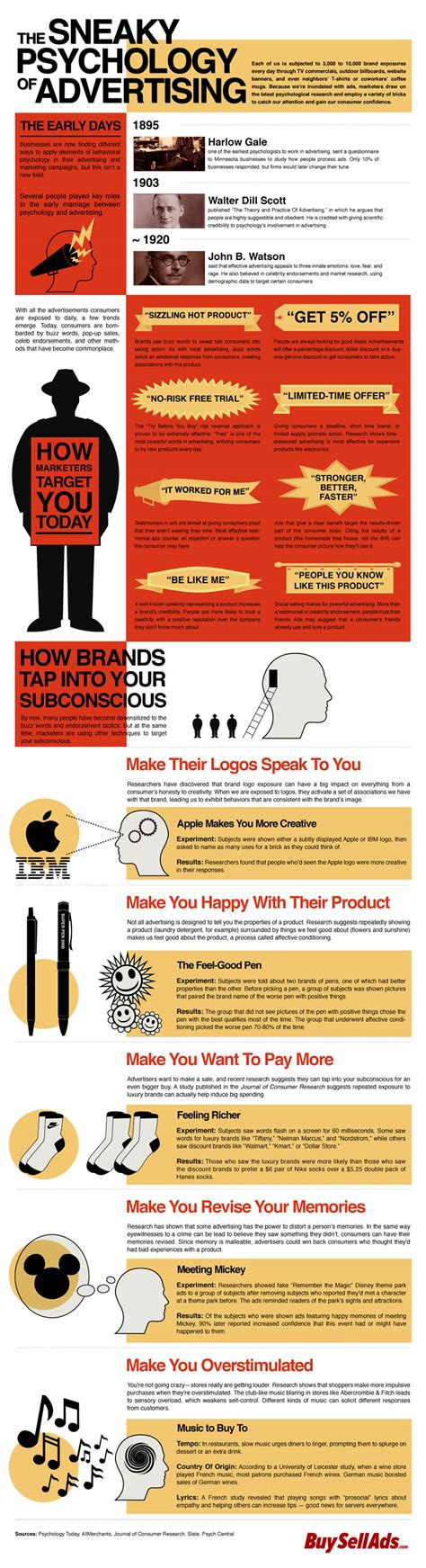 infographic the psychology of graphics bigstock blog the sneaky psychology of advertising infographic