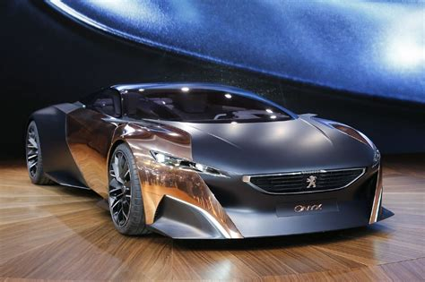 car make peugeot meet the designers peugeot onyx concept