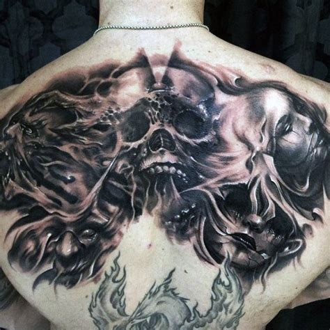 demon tattoos for men 90 tattoos for devilish exterior design ideas