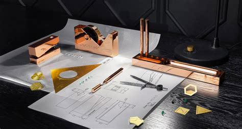 tom dixon desk accessories deck your desk with these accessories by tom dixon sharp