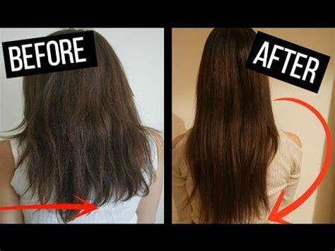 grow  hair fast   inches   week hair