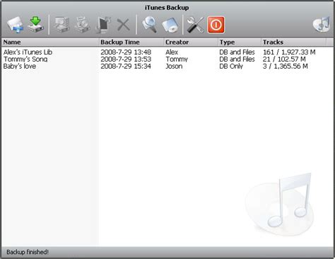backup libreria itunes fare backup itunes becomegeek