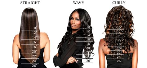 how long is a 14 inch for hair vip house of hair length chart vip house of hair