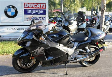 Used Suzuki Hayabusa Buy Used 2006 Suzuki Hayabusa Yoshimura Exhaust No On 2040