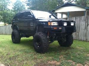 Isuzu Rodeo Lifted 1998 Isuzu Rodeo Lifted