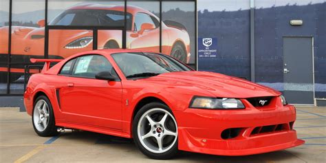 ebay find new 2000 ford mustang cobra r ford authority