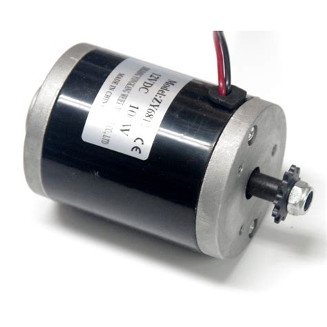 24v Electric Motor by Dc 24v 100w 2650 Rpm Electric Motor Chain Drive