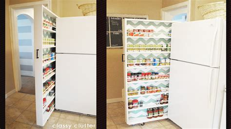Building Kitchen Cabinet Drawers Build A Space Saving Roll Out Pantry Lifehacker Australia