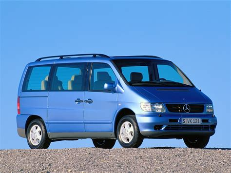 first mercedes first generation mercedes benz vito returns as force mpv