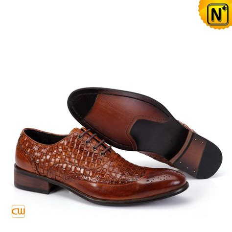 vintage leather brogue shoes for cw761131