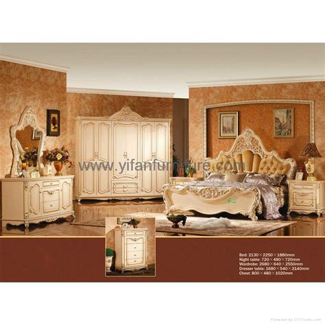 classic bed for bedroom furniture w809 yf w809 star