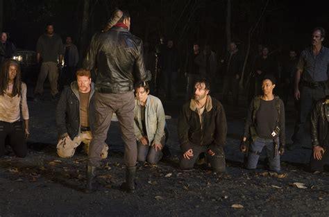 walking dead the walking dead season 6 finale was planned as a