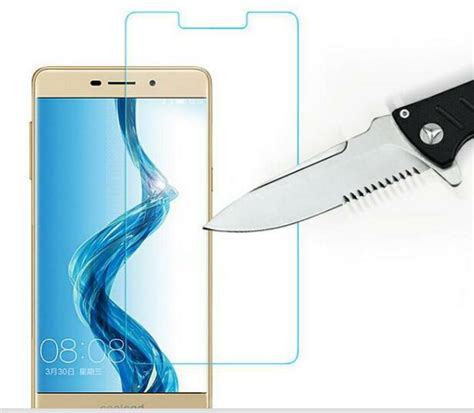 Screen Guard Tempered Glass Coolpad Sky 3 Murah coolpad modena 2 tempered glass original 9h high quality protective explosion proof screen
