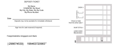 printable deposit tickets pin blank deposit slip this is your indexhtml page on