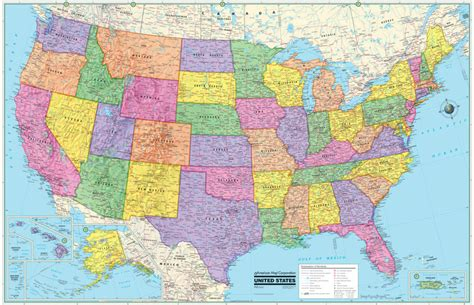 usa map poster large 50 states and capitals worksheet javaqueen