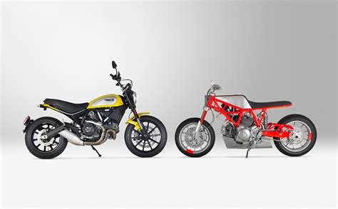designboom ducati untitled motorcycles strips down ducati scrambler to
