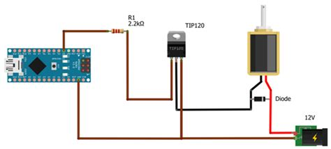 how does a diode valve work controlling a solenoid valve from an arduino martyn currey