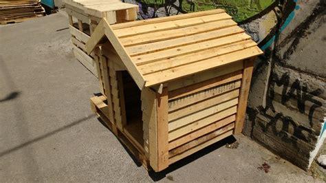 casas de madera para perros casas para perro con madera reciclada paletsmx madera