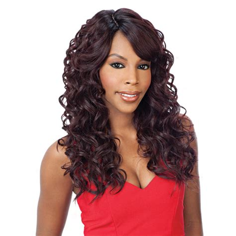 explore luxury wigs freetress equal synthetic lace deep invisible part wig