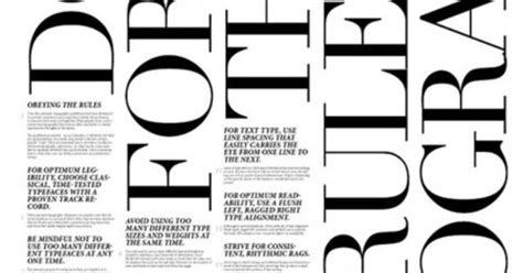 yearbook layout rules this week on pinterest typography and yearbooks
