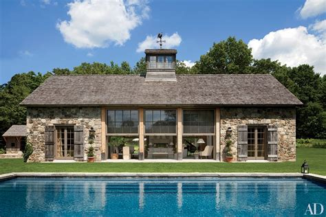 farmhouse plans pool house 18 pool houses for the ultimate backyard escape photos