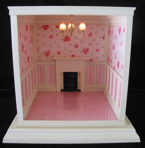 dollhouse room box 15 best dollhouse room boxes images on