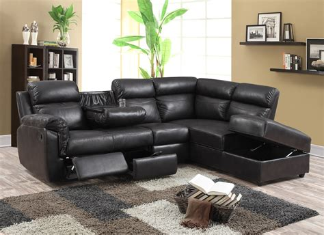 sectionals with recliner kwr1818 sectional furtado furniture