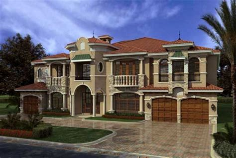 two story florida house plans florida style house plans plan 37 249