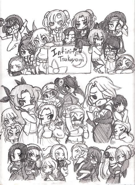 doodle 4 animation everybody genderbend doodle by merrilywerosalynn