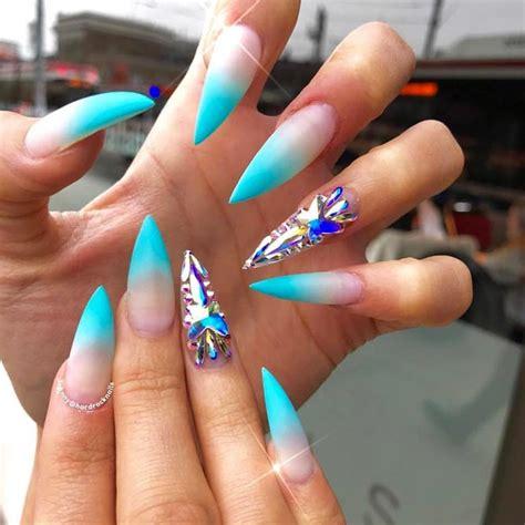 bright color nail designs 24 bright neon color ombre nail designs crazyforus