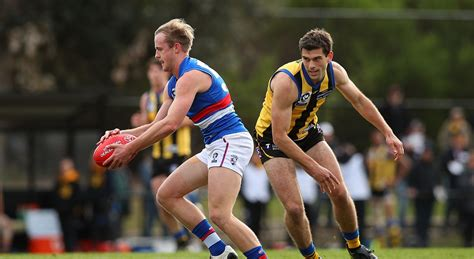 tom wilkinson williamstown stats central hard ball bombers vfl