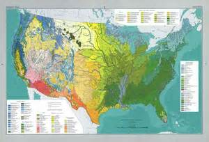 united states vegetation map maps of united states vegetation map mapa owje