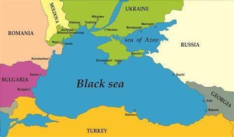 russia map black sea baspa