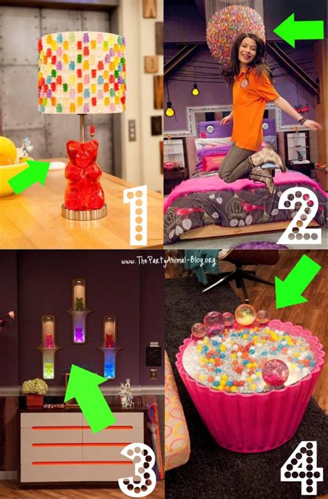 icarly bedroom furniture icarly celebrates her birthday with an icarly bedroom