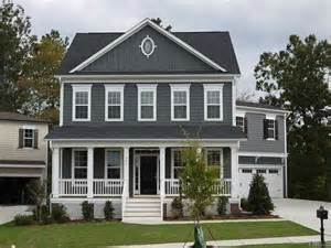 white house exterior paint grey blue new home exterior color white trim is a must
