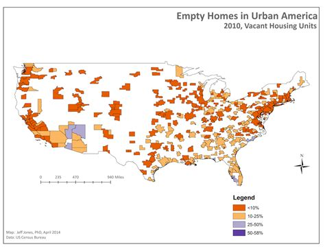 middling america empty homes in america s cities