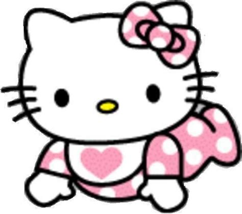 imagenes de la kitty bebe hello kitty baby clipart clipartxtras