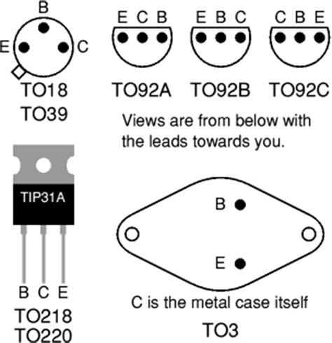 Transistor Tr Bc557 Bc 557 Pnp transistor zener diode regulator circuits