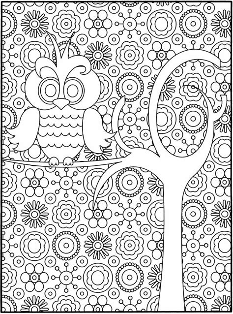 crazy hard coloring pages welcome to dover publications