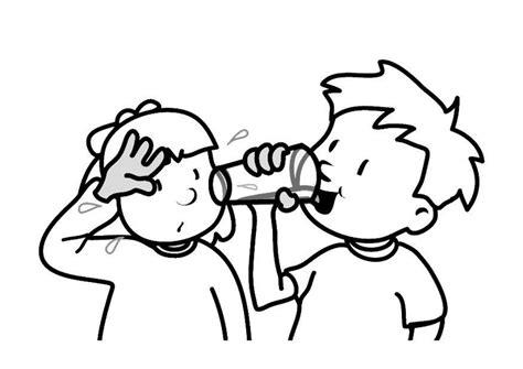 imagenes good morning para colorear dibujo para colorear beber img 7305