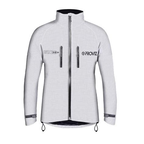 reflective bicycle jacket wiggle proviz reflect 360 jacket cycling waterproof