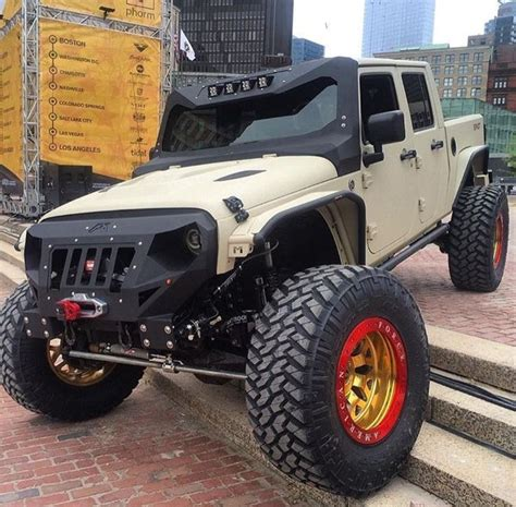 Jeep Wrangler Custom Accessories 25 Best Ideas About Aftermarket Truck Parts On