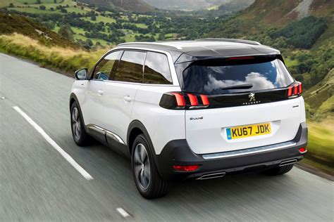 peugeot suv cars peugeot 5008 suv review anucars