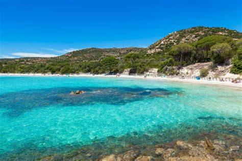 spiagge porto vecchio le spiagge pi 249 della corsica il sud intorno a