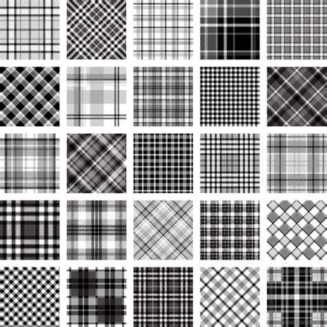 fabric js svg pattern plaid fabric patterns seamless vector 07 vector pattern