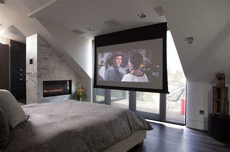Bedroom Wall Projector 25 Best Ideas About Projector Screens On