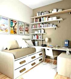 decorating ideas for small guest room office spaces