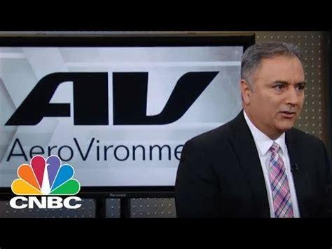 aerovironment ceo: saving lives   mad money   cnbc youtube